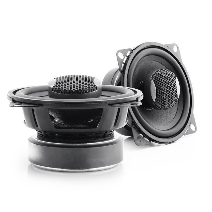 Sélection de haut-parleurs Focal en promo - Ex : Kit coaxial 2 voies Focal ISC 100 - 10 cm