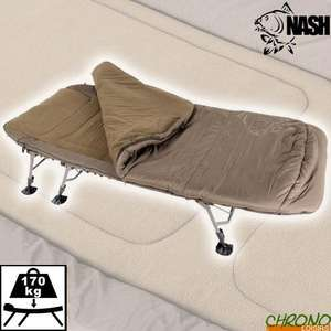 Bed chair Nash Zed Bed - Wide