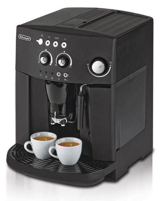 Machine à Expresso automatique avec Broyeur intégré  Delonghi Esam 4000 + 94,50€ en 2 bons d'achat