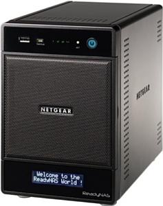 NAS 4 Baies Netgear RND4000-200