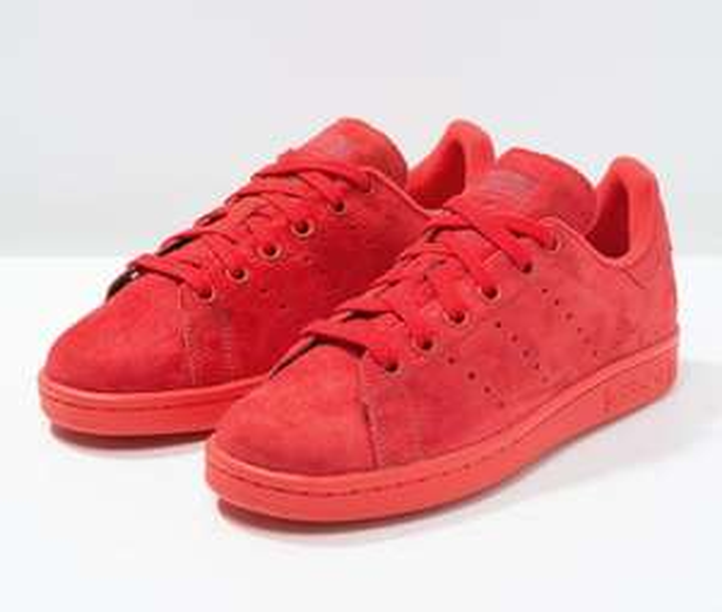 Chaussures Adidas Originals Stan Smith - Rouge ou Bleu