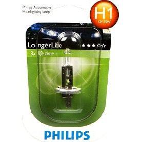 Ampoule pour voiture - Philips 1 H1Longlife 12V 55W