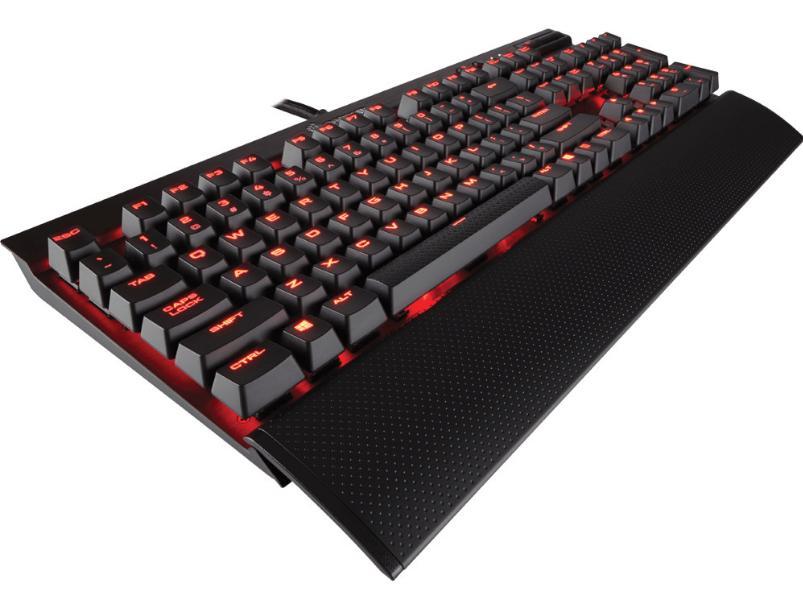 20% de remise sur une sélection de périphériques Corsair Gaming - Ex : Clavier Corsair Gaming K70 Lux Cherry MX Red à 103.92€