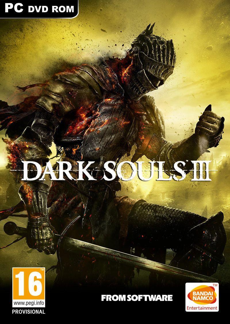 Dark Souls III sur PC (dématérialisé, Steam)