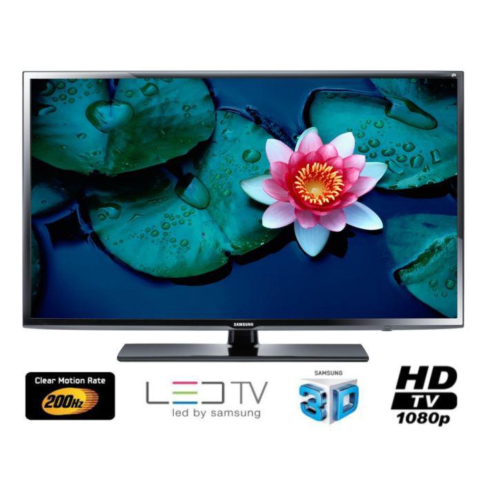 """TV LED 46"""" 3D Active Samsung 46EH6030 (Avec ODR de 10%)"""