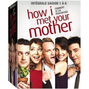 Coffret DVD How I Met Your Mother Saison 1 à 6