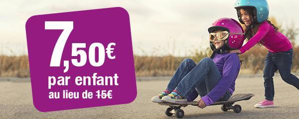 Assurance scolaire et extra-scolaire Carrefour Banque par enfant