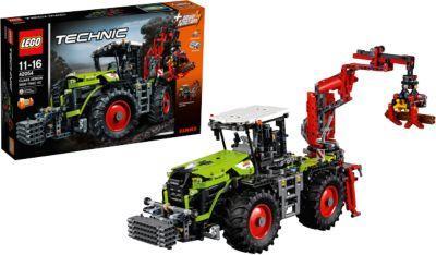 Jouet Lego Technic Claas Xerion Trac VC (N° 42054)