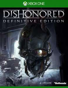 Dishonored Definitive Edition sur Xbox One