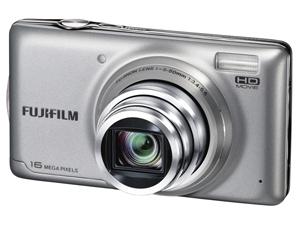 Maj: Appareil photo FUJI  FinePix T350 Silver - Via Buyster