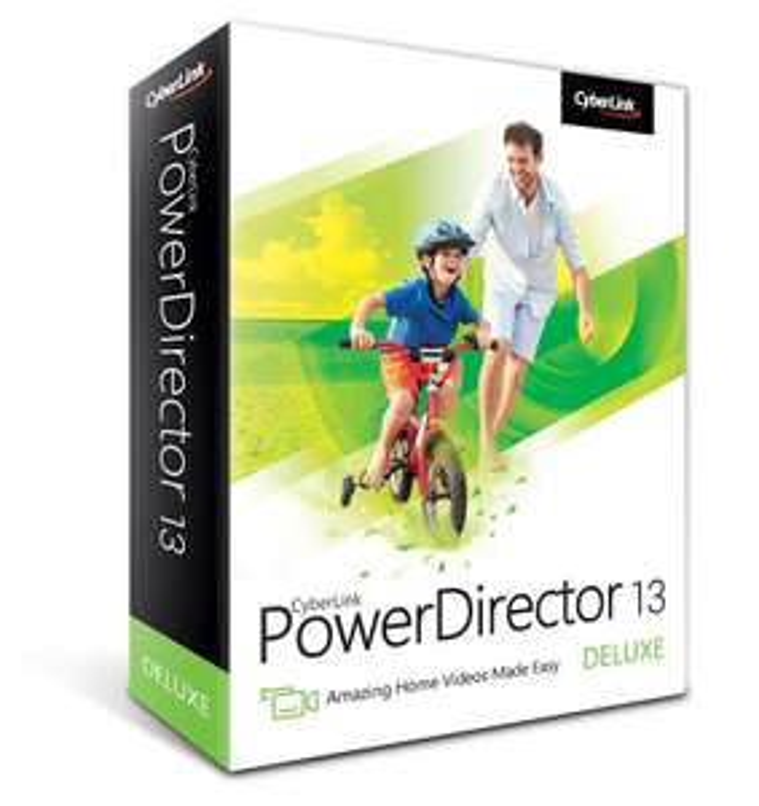 Logiciel de montage vidéo CyberLink PowerDirector 13 gratuit sur PC
