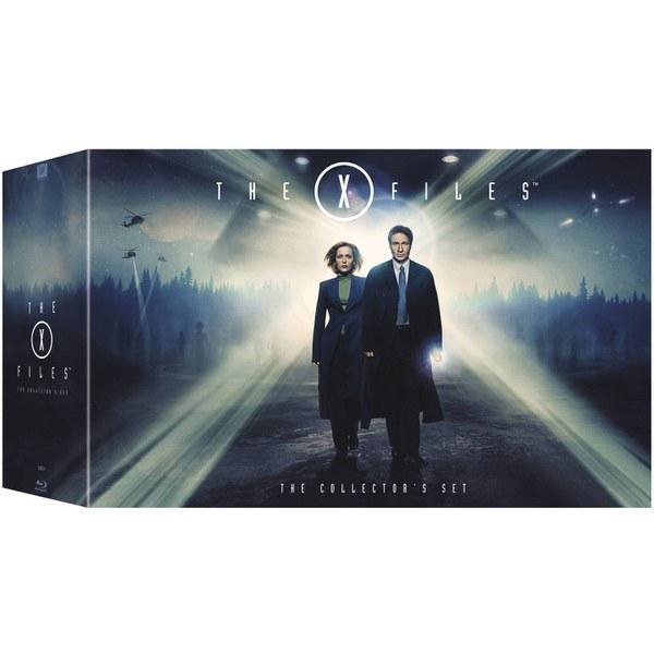 Coffret Bluray : The X-Files Intégrale des 9 saisons - Collector