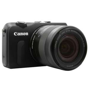 Canon EOS M + Objectif EF-M 18-55 mm f/3.5-5.6 IS STM + Flash Speedlite 90EX