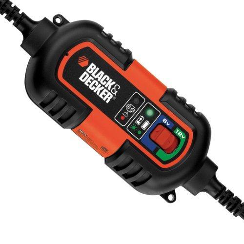 Chargeur de batterie 6-12 V Black&Decker