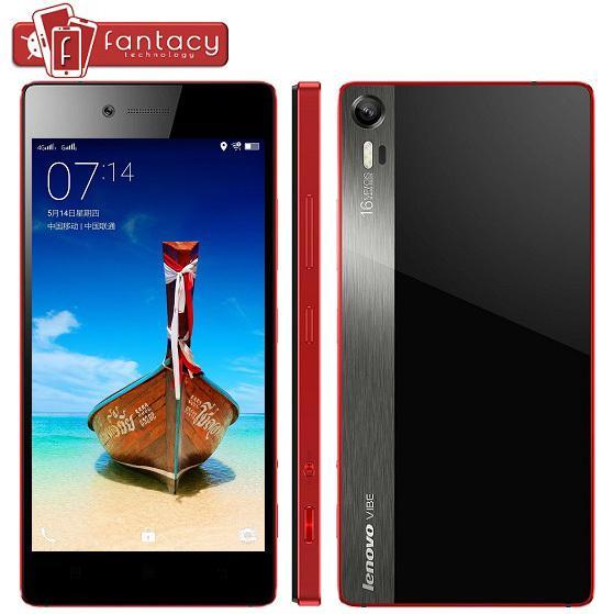 "Smartphone 5.0"" Lenovo Vibe Shot Z90-7 - Snapdragon 615 64Bit Octa Core, 3 Go de Ram, 32 Go"