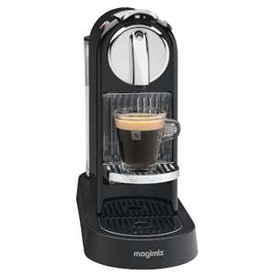 Cafetière Nespresso citiz avec ODR (40€ possibilité 60€ si parrainage))