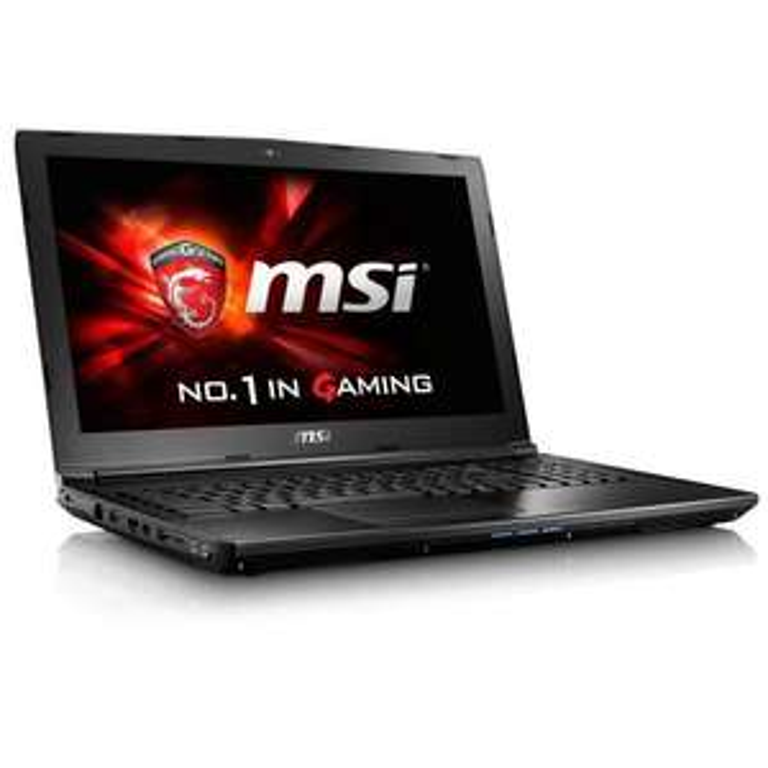 """PC portable 15.6"""" MSI GL62 6QD-027XFR (i5-6300HQ, GTX 950M, 4 Go de RAM, 1 To + 128 Go en SSD) + 320€ en bon d'achat"""