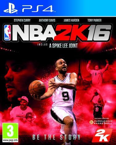 NBA 2K16 sur PS4 et Xbox One (via application HyperGames)