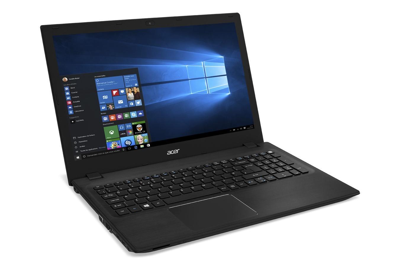 "PC portable 15.6"" full HD Acer F5-572G-784R (i7-6500U, 940M, 16 Go de Ram, 2 To)"
