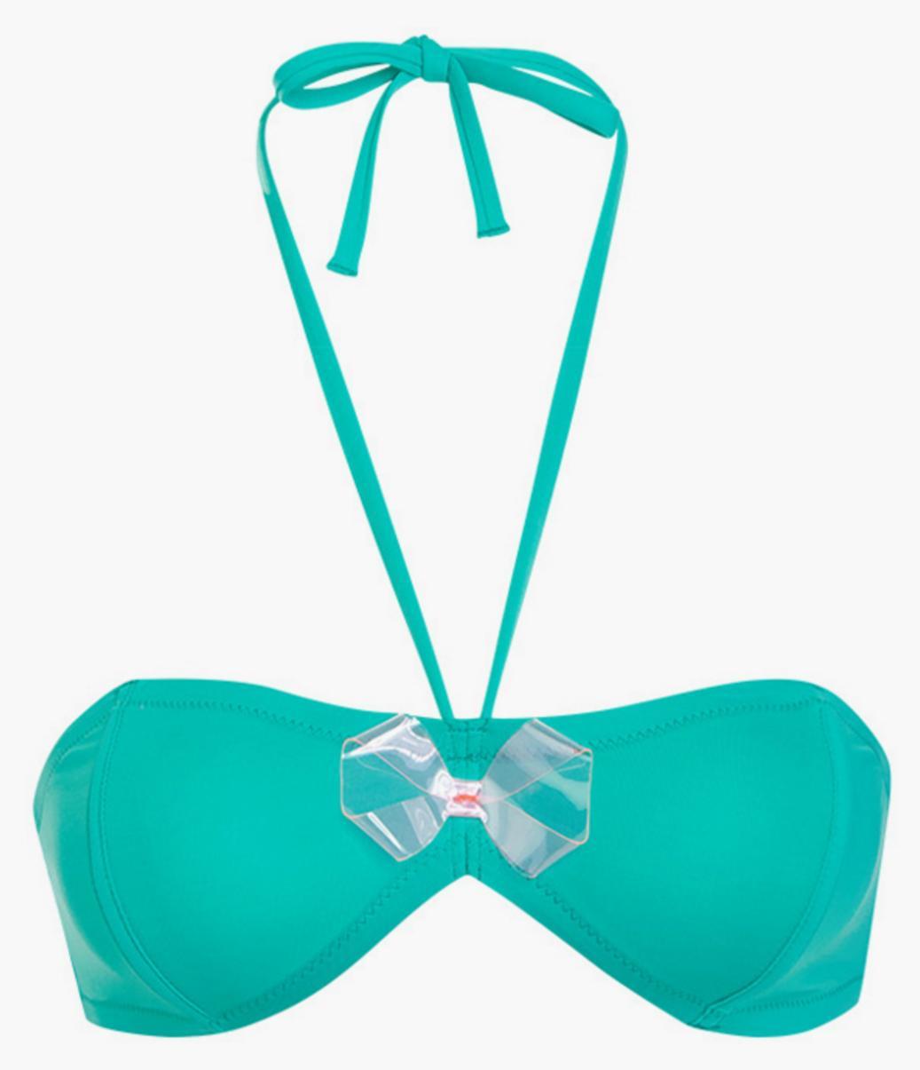 Sélection de Lingerie Princesse Tam-Tam en promotion - Ex: Soutien-gorge de bain bandeau sans armatures Dolly - Taille 38 ou 42