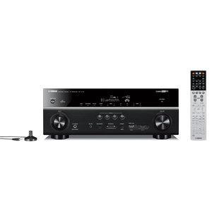 Ampli réseau HC 7.2 Yamaha RX-V779 - YPAO R.S.C, DSD, HDCP 2.2, Upscaling 4K/60Hz, Pre-outs 7.2,  Phono et 2 sorties HDMI