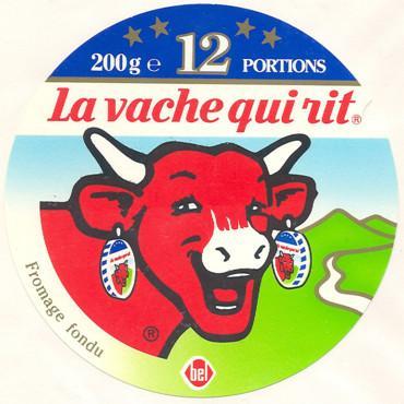 Sélection de produits Kiri, Babybel ou la vache qui rit gratuits via BDR - Ex : Boite de 12 parts La vache qui rit gratuite
