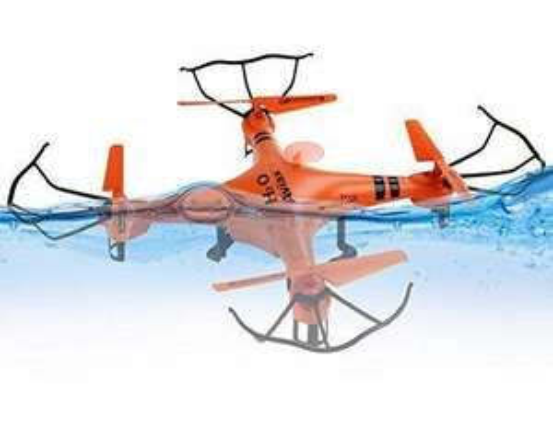 Drone Gptoys H2O Aviax - étanche (orange)