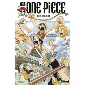 2 livres One Piece + Tome 5 offert