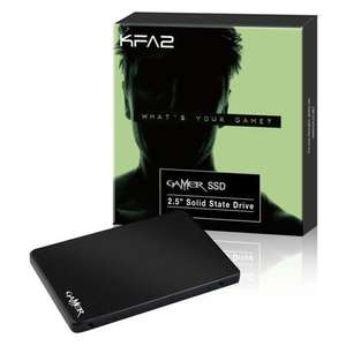 """SSD interne 2.5"""" KFA2 Gamer (TLC) - 240 Go"""