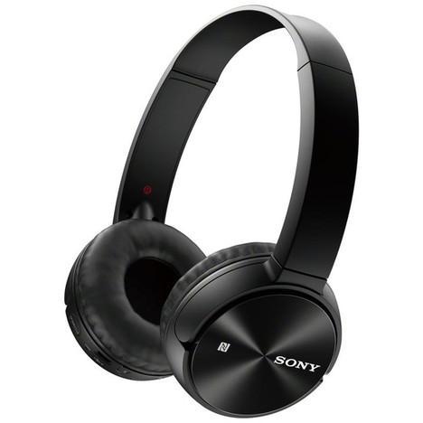 Casque Audio Sans-fil Sony MDR-ZX330BT Noir - Bluetooth / NFC