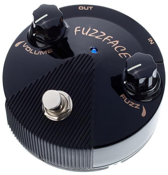 Pédale d'effet pour guitare Dunlop Joe Bonamassa Fuzz Face Mini