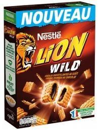 Céréales Nestlé Lion Wild - 410g (via 1.59€ sur la carte + BDR)