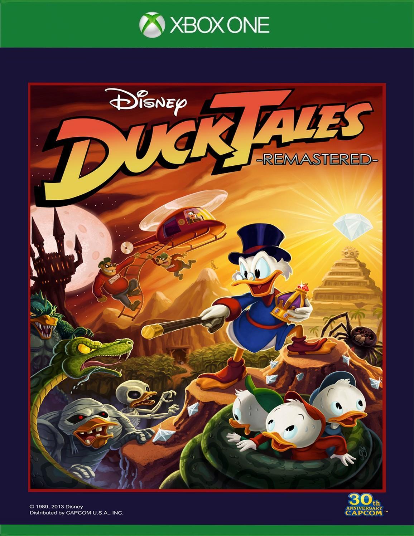 Sélection de jeux vidéo Xbox 360 et Xbox One en promotion - Ex : Disney's DuckTales Remastered (Retro One) sur Xbox 360