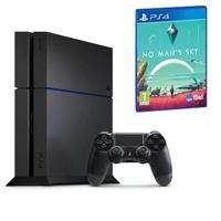 Console Sony PS4 (500 Go) + No Man's Sky