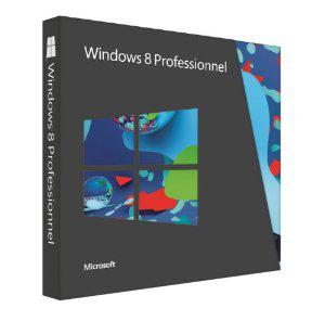 Windows 8 Professionnel - Mise à jour [depuis Windows XP, Vista, 7]