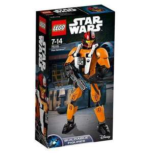 Construction Star Wars Poe Dameron Building Set  LEGO