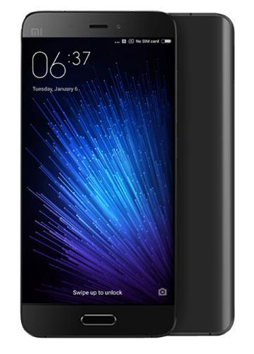 "Sélection de smartphones Xiaomi en promo - Ex : Smartphone 5.1"" Xiaomi Mi5 (3 Go de RAM, 32 Go)"