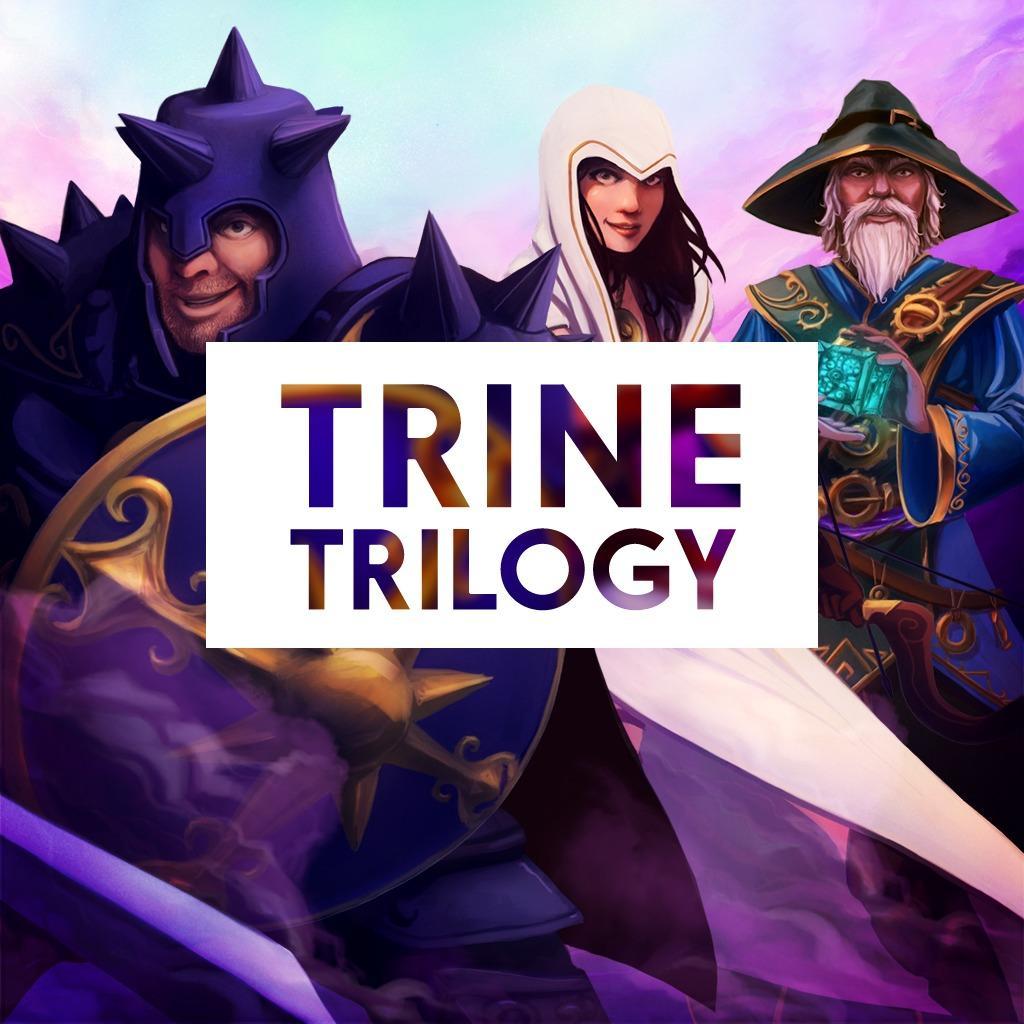 Bundle Trinelogy - L'intégrale de Trine sur PC (dématérialisé)