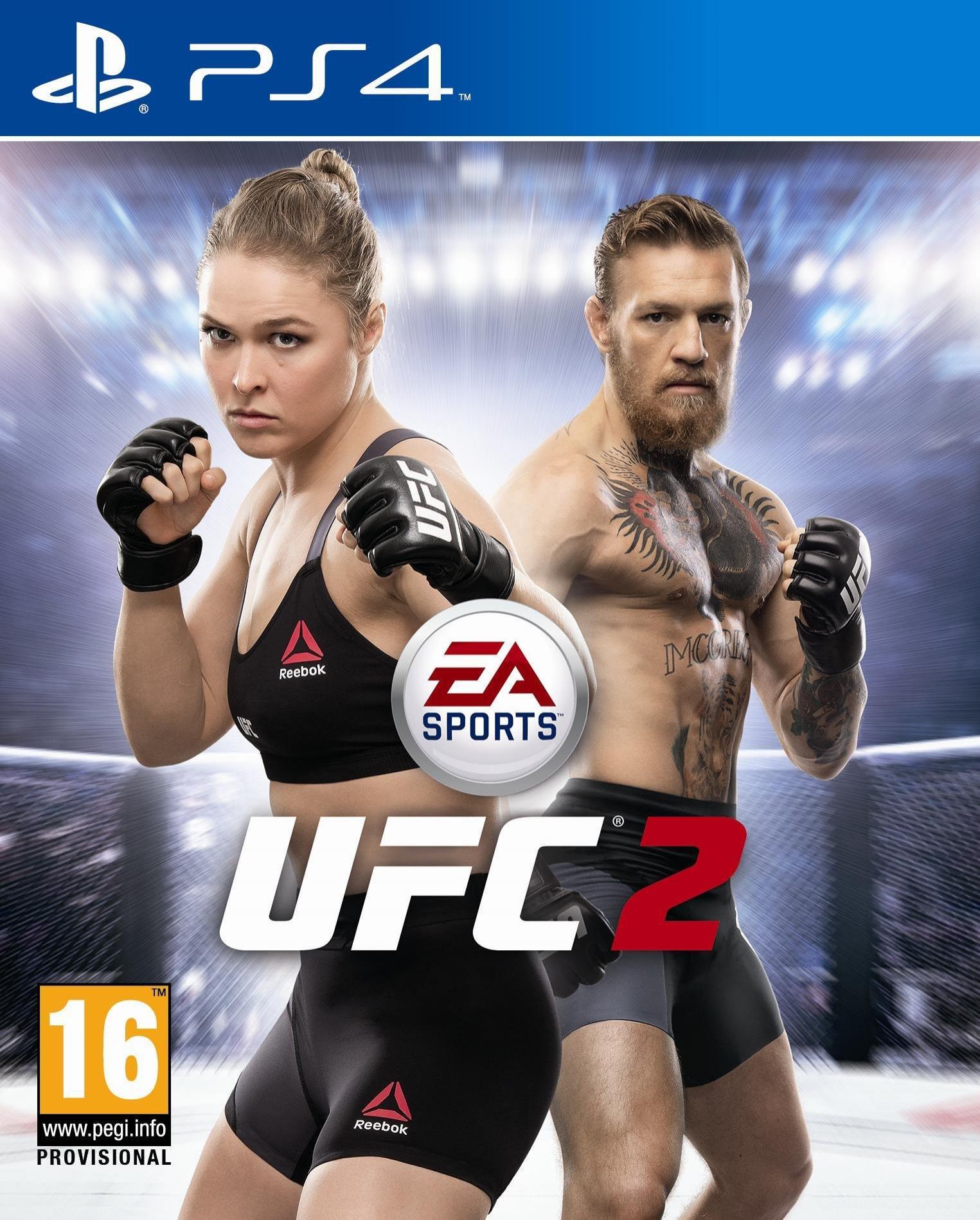 EA Sports UFC 2 sur PS4