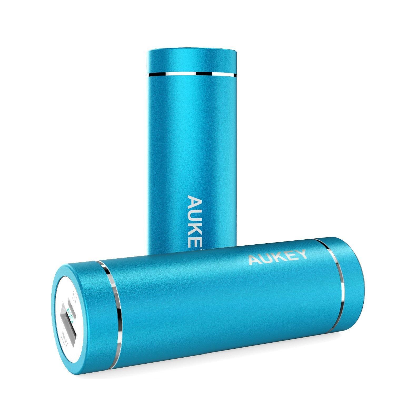 Batterie externe Aukey - 5000 mAh