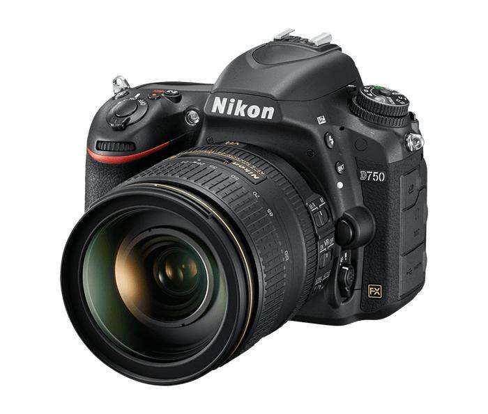 Reflex  Nikon D750  24.3 Mpix Boîtier nu