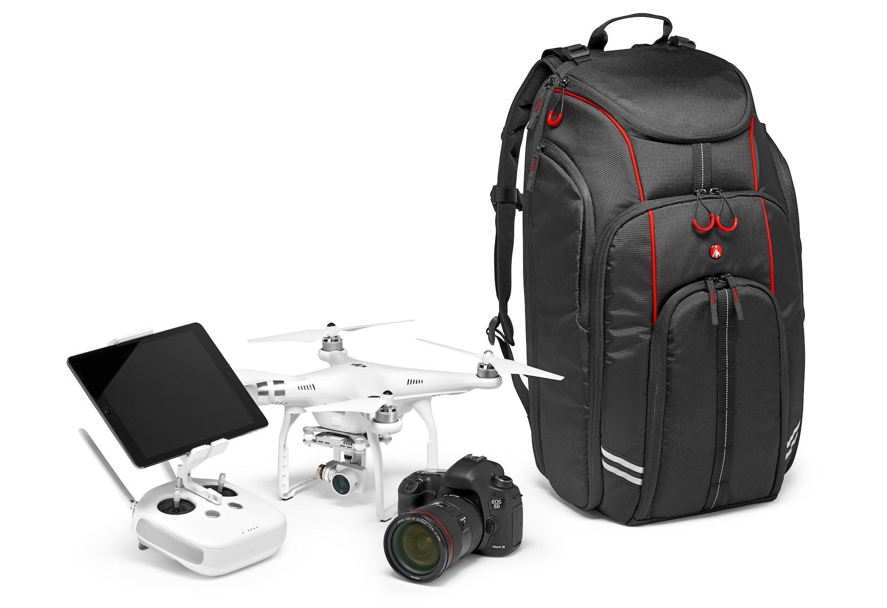 Sac a dos pour drones Phantom  Dji - Manfrotto Aviator D1