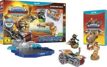 Sélection de packs de démarrage Skylanders en promotion - Ex : Skylanders: Superchargers sur Wii U