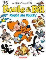 Selection de BDs numériques en promotion - Ex: Boule et Bil tome 35 (Dématérialisé)