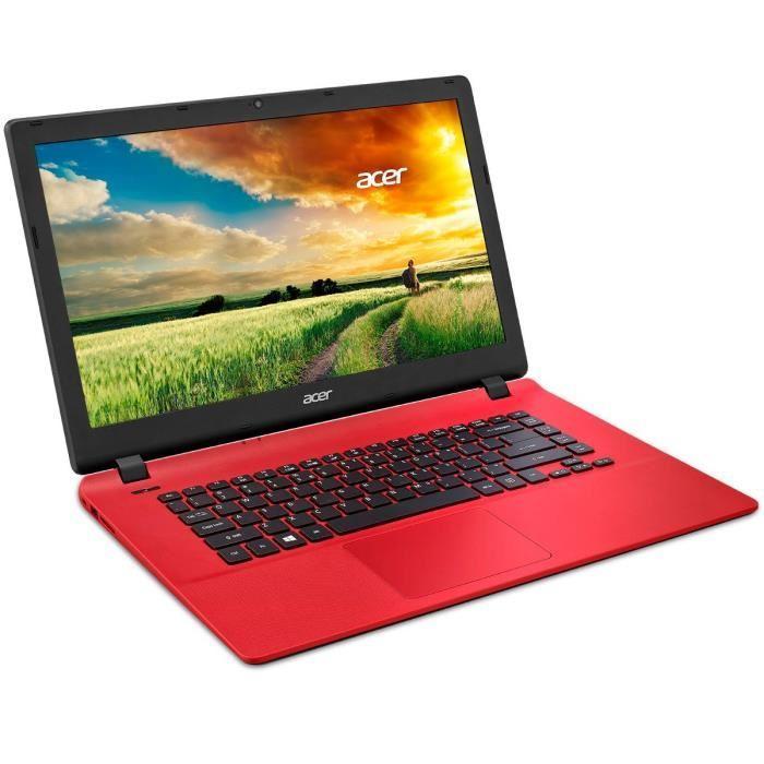 """PC Portable 15.6"""" Acer Aspire ES1-521-2682 - AMD E1-6010, 4Go de RAM, 1To"""