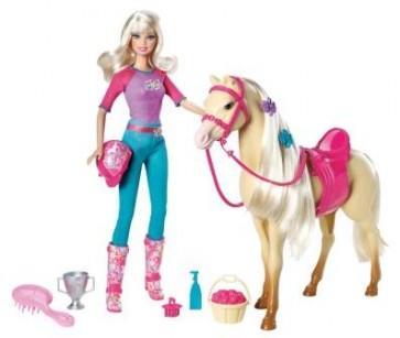 Barbie et Son Cheval - Modèle V5721