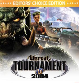 Sélection de jeux Unreal Tournament en promo - Ex: Unreal Tournament 2004 Editor's Choice Edition