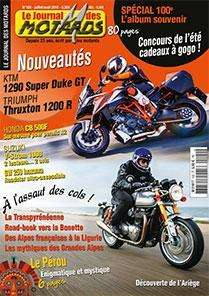 "Magazine ""Le Journal des motards"" gratuit"
