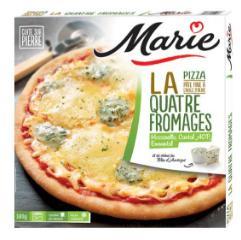 Pizza Pâte fine Marie - 3 variétés au choix (via shopmium)