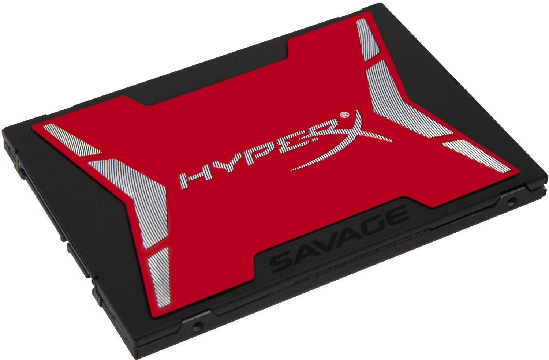 """SSD interne 2.5"""" Kingston HyperX Savage (Mémoire MLC) - 960 Go"""